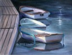 Boats in the Harbor ... DVD Art Workshop - Product Image
