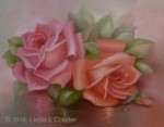 """""""Chateau Roses"""" . . . Art Workshop in a Box - Product Image"""